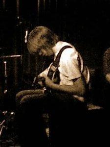 Sam. Great guitarist. Full diary.