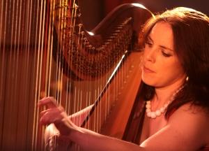 Grit teeth, play harp